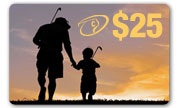Free $25 GlobalGolf eGiftCard With Purchase Select Father's Day Gifts