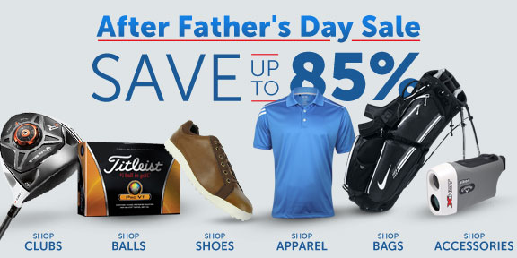 After Father's Day Sale, Save up to 85%
