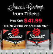 Season's Greetings from Titleist Now Only $41.99