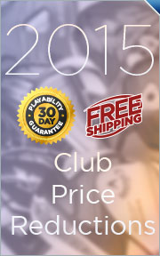Prices Just Reduced on 2015 Golf Clubs From Top Brands