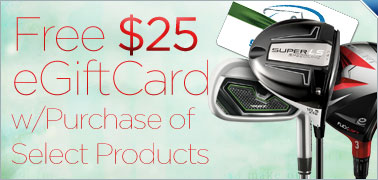 Get a Free GlobalGolf $25 Gift Card With Purchase