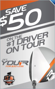 Save $50 Instantly on the TaylorMade R1 and R1 TP Driver