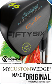 Cleveland My Custom Wedge