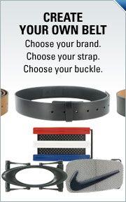 Create Your Own Belt