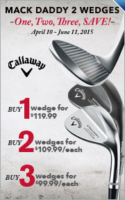 One, Two, Three, Save! On Mack Daddy 2 Wedges