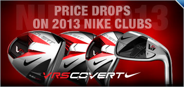 Save up to $300 Instantly on 2013 Nike Covert Clubs