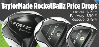 Price Drops on New RocketBallz Clubs