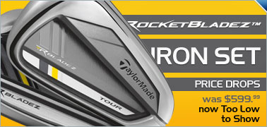 Price Drops on New RocketBladez Iron Sets