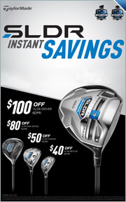 SLDR Instant Savings -- Up to $100 Off