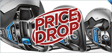 TaylorMade SLDR S Price Drops - Save over $100 on new SLDR S Woods