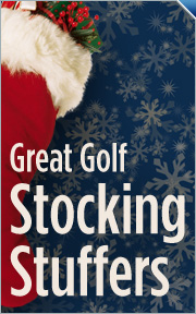 Great Golf Stocking Stuffers